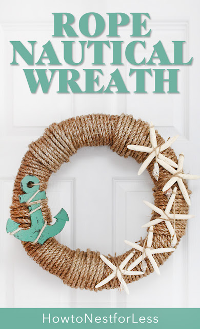 http://howtonestforless.com/2015/06/10/rope-nautical-wreath/