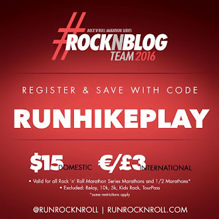 Rock and Roll Race discount code
