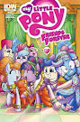 My Little Pony Friends Forever #18 Comic Cover Grand Brony Gala Variant