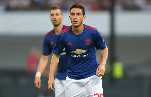 Matteo Darmian could leave Manchester United in January, says agent