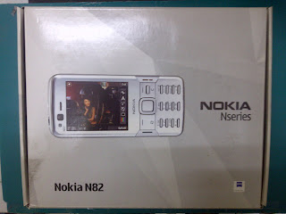 Dus Nokia N82 Seken