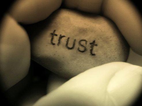 ثق بربك
