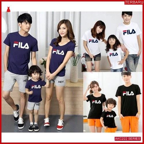 AKC222F189 Family Couple Baju Anak 222F189 Kaos Couple BMGShop
