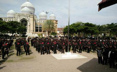 TRA Aceh Menentang praktik korupsi, kolusi dan nepotisme Di Aceh