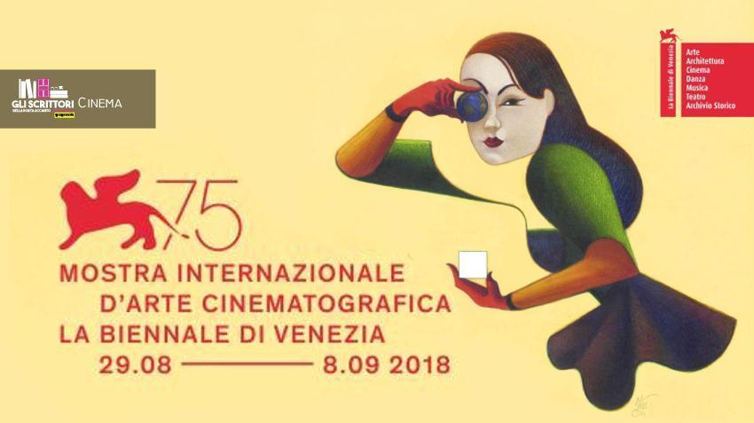 I Leoni d'Oro della 75° Mostra del Cinema di Venezia