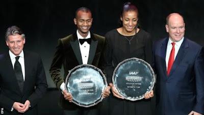 Spotlight : Barshim, Thiam Named IAAF Athletes Of The Year