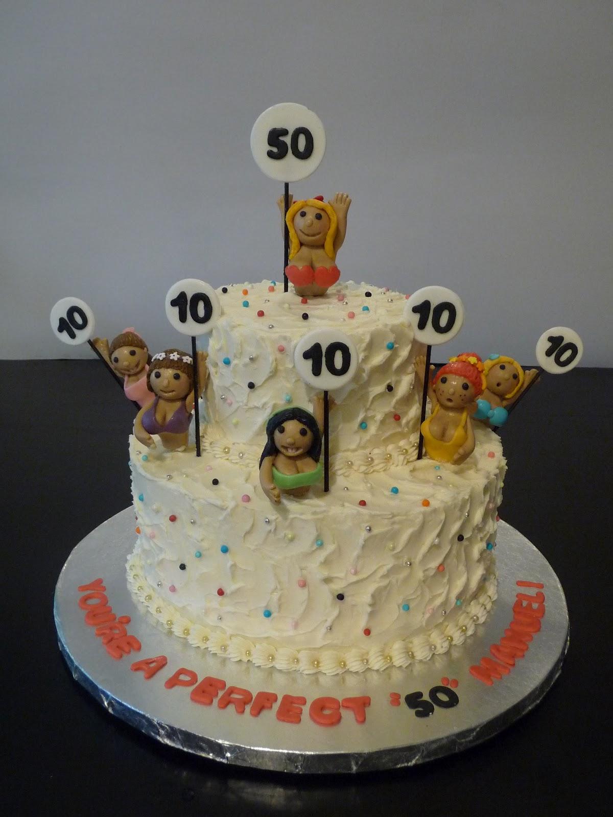 Classic Cakes Happy Quot 50th Quot Birthday