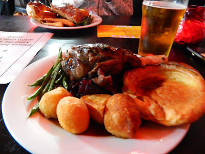 Comida típica do interior da Inglaterra