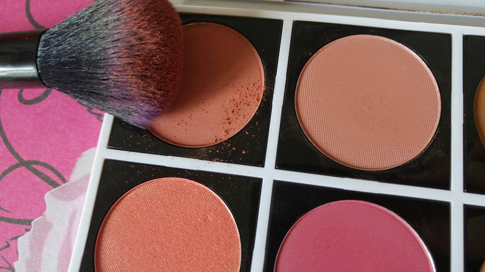 Blushes & Bronzers FashionistA in Customizable Palettes