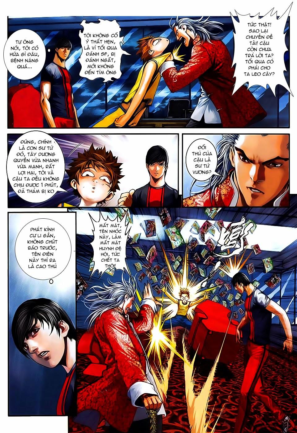 Quyền Đạo chapter 8 trang 15