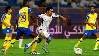 مشاهدة مباراة النصر والشباب بث مباشر | اليوم 23/11/2018 | دوري بلس الاسطورة Al Nassr vs Al Shabab live
