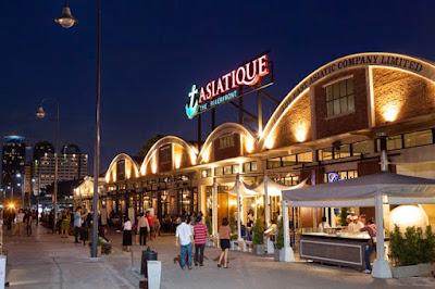 Asiatique là nơi mua sắm sầm uất nhất thái lan
