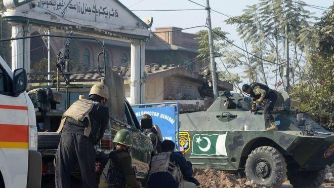 Pakistan security