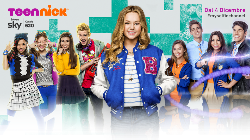 Nickelodeon Teen 43