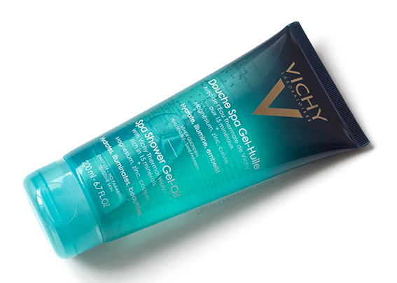 Vichy Ideal Body Spa Shower Gel-Oil Review Photos
