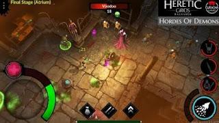 Download HERETIC GODS Mod Apk