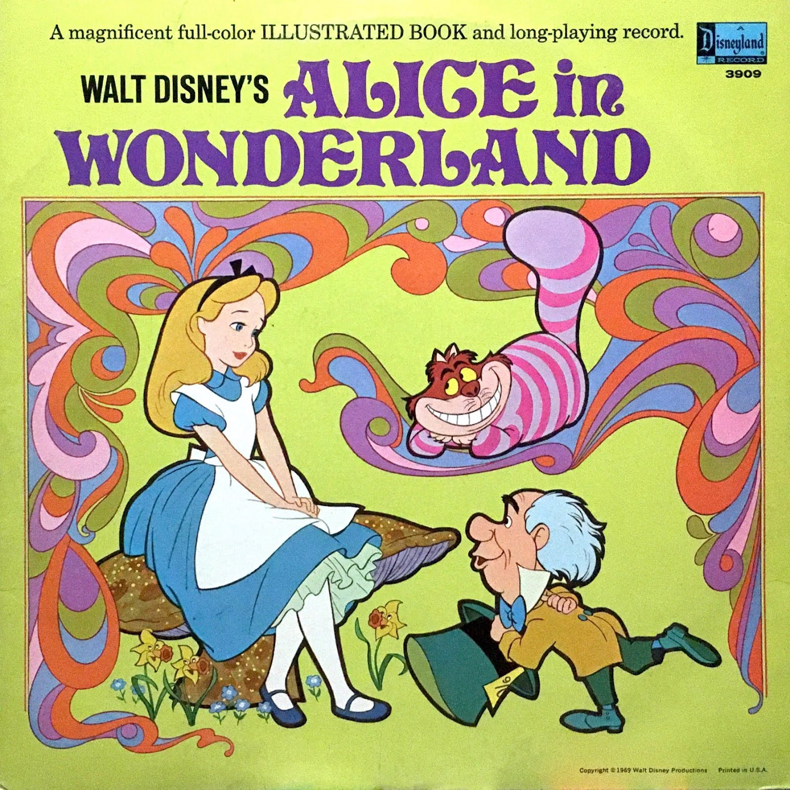 Alice In Wonderland Book Doc