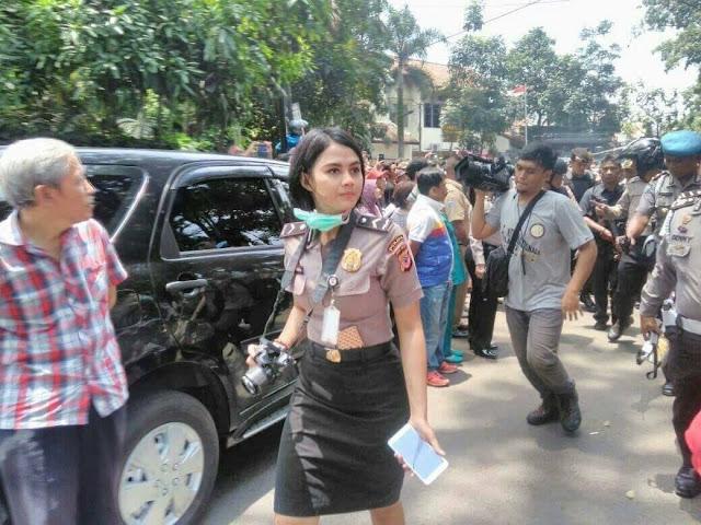 Kemunculan Bidadari Panci menghebohkan netizen