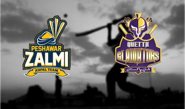 Peshawar Zalmi vs Quetta Gladiators 23rd T20 Predictions and Betting Tips