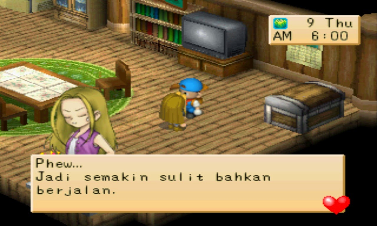 Download Save Game Harvest Moon Back To Nature Psx Tamat