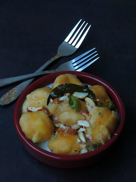 Madhurjan Thongba, Manipuri Sweet