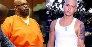 Suge Knight tried to Kill rapper Eminem