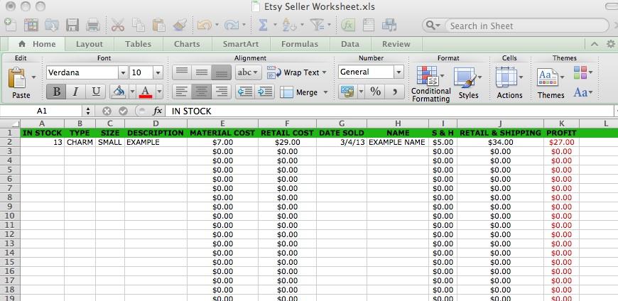 Business Supplies: Excel Business Supplies