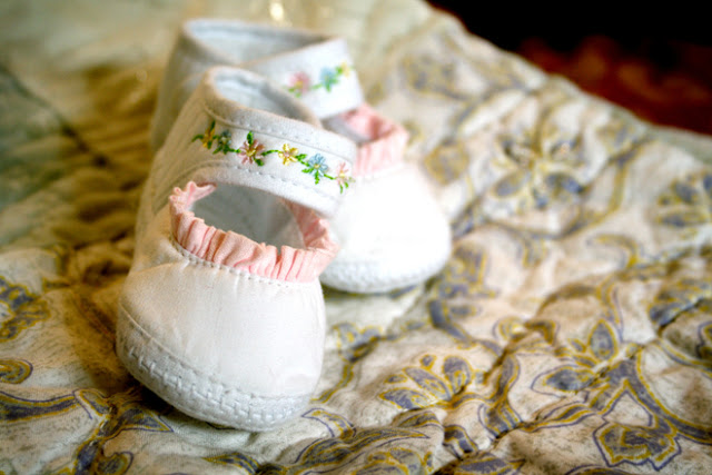 Image: Baby Shoes, by Jyn Meyer, on FreeImages
