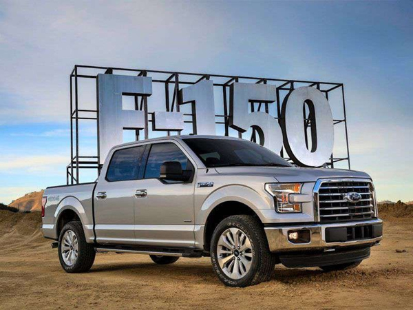 Ford F-150 4×4 2.7 EcoBoost