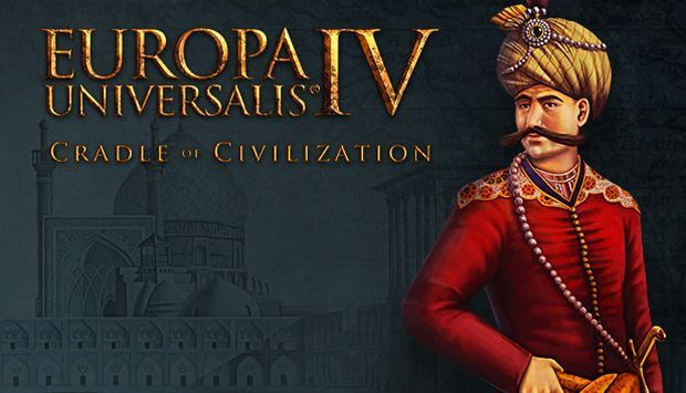 EUROPA UNIVERSALIS IV CRADLE OF CIVILIZATION-CODEX