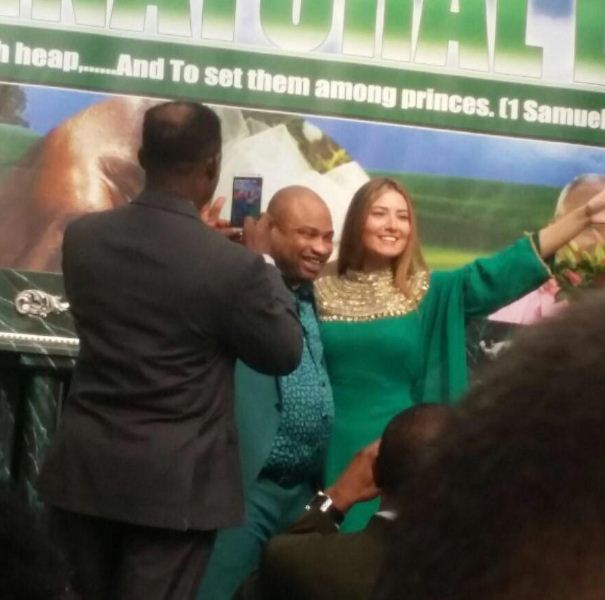 Image result for VIDEO: PASTOR ALEX OMOKUDU OF VPA WEDS NEW WIFE
