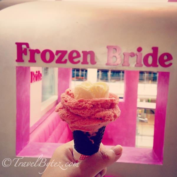 Frozen Bride