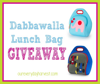Kid's Lunch Bag Giveaway