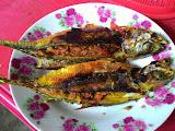 Resepi Simple Ikan Cencaru Sumbat
