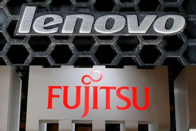 Lenovo and Fujitsu
