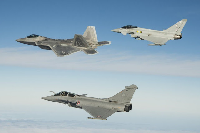 NATO new join air power strategy