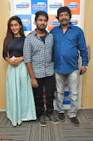 Shravya in skirt and tight top at Vana Villu Movie First Song launch at radio city 91.1 FM ~  Exclusive 04.JPG
