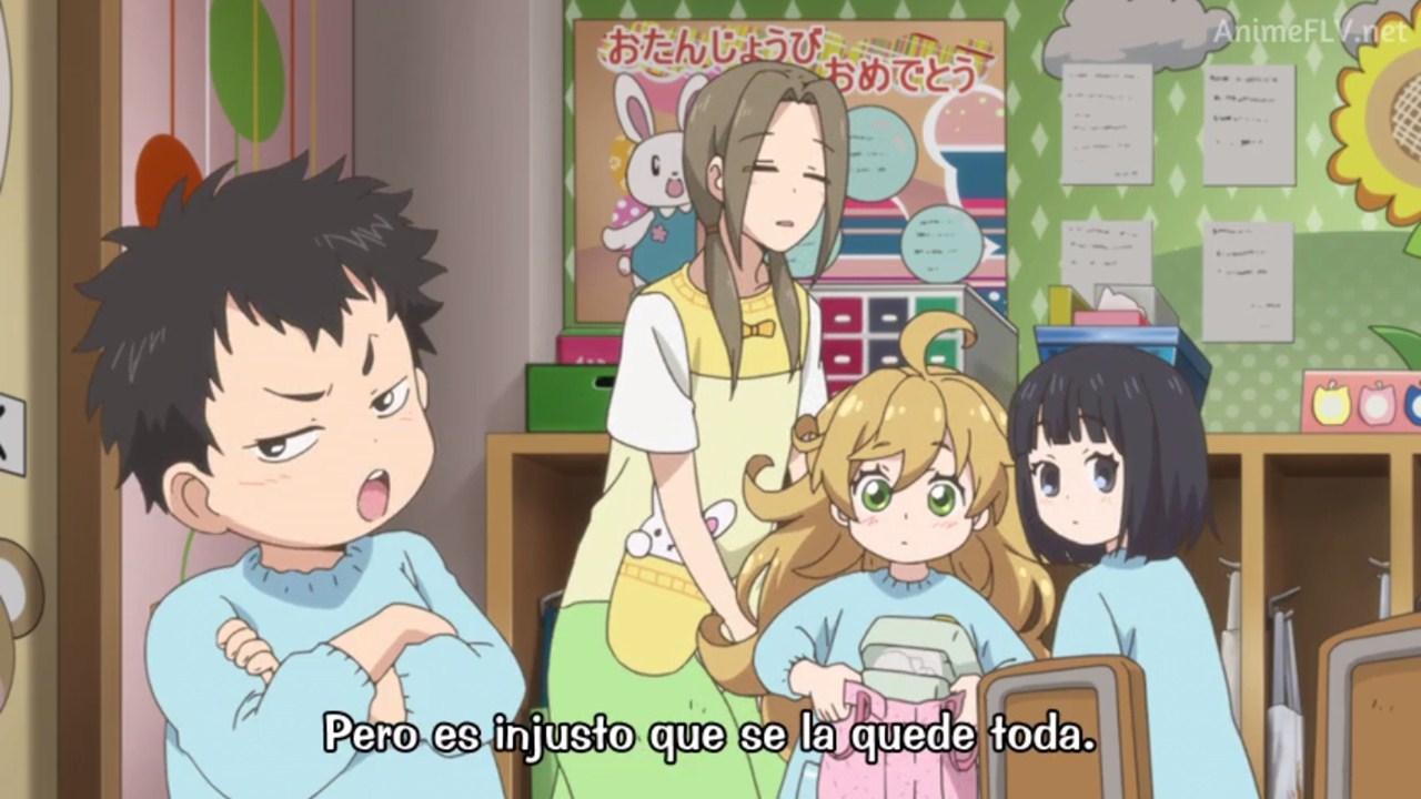 Amaama to Inazuma cap 3 sub español