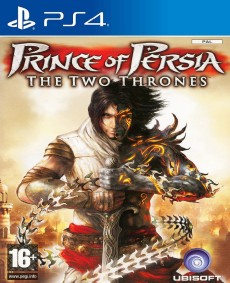Prince of Persia The Two Thrones PS2 FOR PS4
