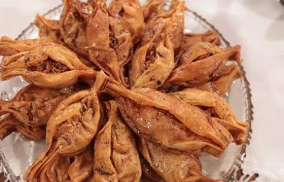 Ballı Börek Nursel'in Mutfağı Yemek Tarifleri