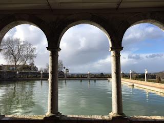 lago do palácio da bacalhôa