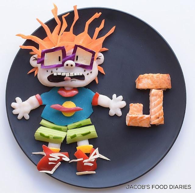Chucky dos Rugrats