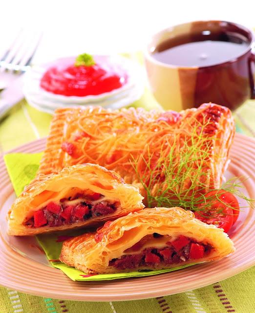 Resep Pastry Isi Daging Dan Keju