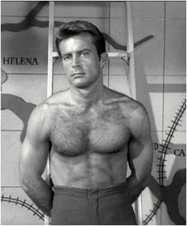 Boomer Beefcake and Bonding: Robert Conrad Dares You