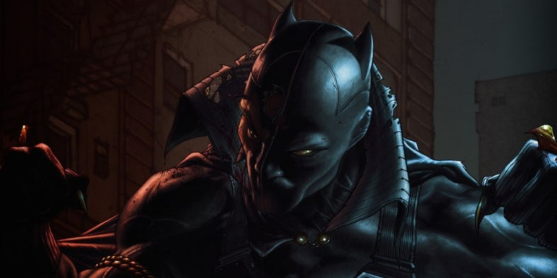 Black Panther - Batman