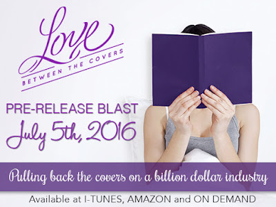Pre-Release Blast & Giveaway: Love Between The Covers