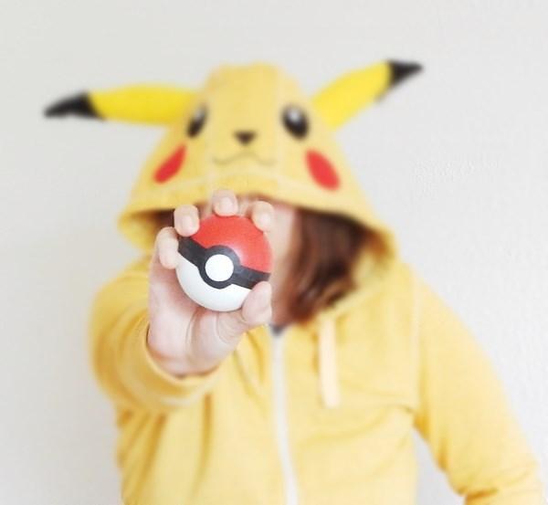 Pokémon GO vu par Caro Dels - Hello'céan