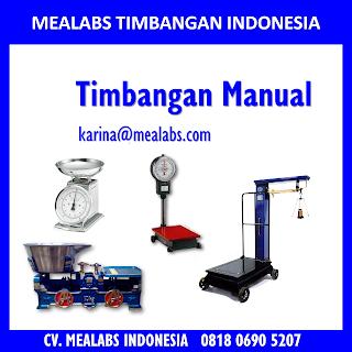 Jual Timbangan Manual atau Analog Mealabs Timbangan Indonesia