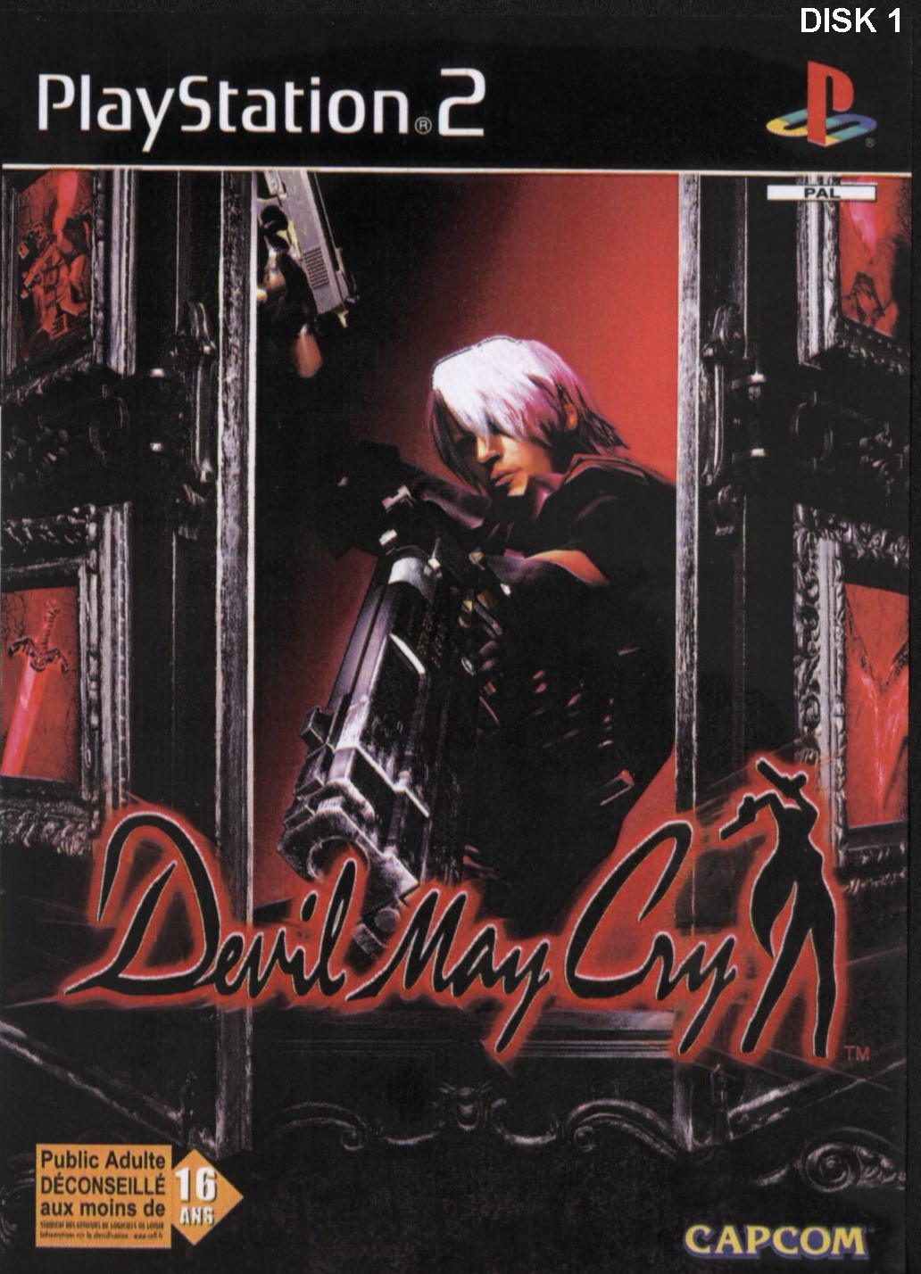 PS2 Devil May Cry Cheats - Daftar, Review, Cheat