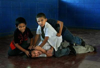 Generación Perdida de Niños en El Salvador